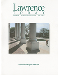 Lawrence Today, Volume 79, Number 2, Winter 1998