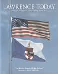 Lawrence Today, Volume 82, Number 2, Winter 2001