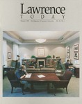 Lawrence Today, Volume 80, Number 4, Summer 2000