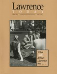 Lawrence Today, Volume 78, Number 3, Spring 1998 by Lawrence University