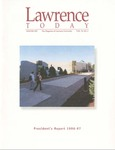 Lawrence Today, Volume 78, Number 2, Winter 1997