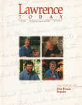 Lawrence Today, Volume 77, Number 1, Fall 1996