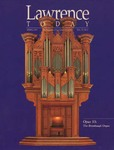 Lawrence Today, Volume 75, Number 3, Spring 1995 by Lawrence University