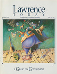 Lawrence Today, Volume 72, Number 2, Summer 1992 by Lawrence University