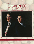 Lawrence Today, Volume 72, Number 1, Winter/Spring 1992 by Lawrence University