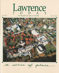 Lawrence Today, Volume 71, Number 4, Fall 1991