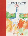 Lawrence Today, Volume 70, Number 4, Fall 1990