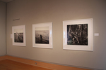 Installation View of Energy in the Landscape, Wriston Art Center Galleries, May 2012