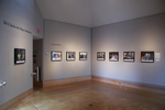 Installation View of The Value of Money, Wriston Art Center Galleries, May 2012