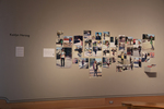 Installation View of Stopped, Wriston Art Center Galleries, May 2012 by Kaitlyn M. Herzog