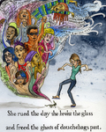 Storybook Escapism: The Ghosts of Douchebags Past by Emma J. Moss