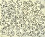 Sketchbook Detail: Adolescent Obsession