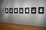 Storybook Escapism: Installation View by Emma J. Moss