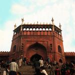 Jama Masjid by Zain Ali