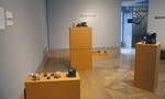 Paddled Boxes: Installation View
