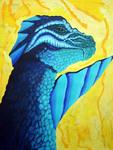 Dragon by Elizabeth Utter-Limon