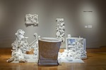 The Struggle of Making Art and Joy: When I was Older - Installation View by Alexis Clodfelter