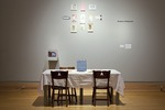 Collective Correspondence - Installation View by Madison Whitehead