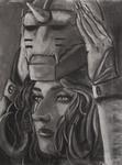 Judith's Armor by Irma Vazquez Lara
