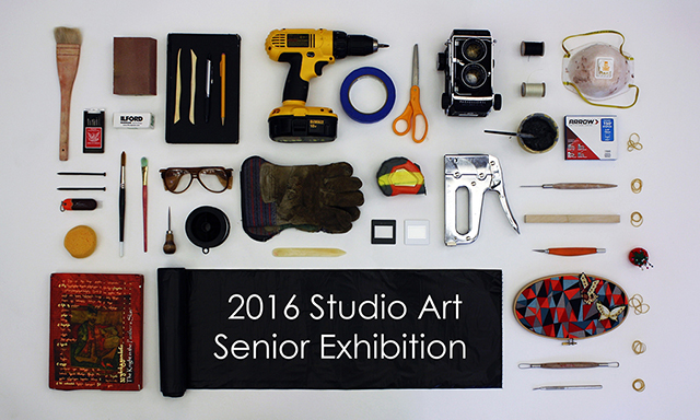 Senior Exhibitions 2016