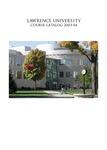 Lawrence University Course Catalog, 2003-2004