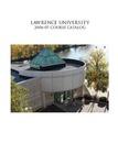 Lawrence University Course Catalog, 2006-2007