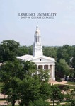 Lawrence University Course Catalog, 2007-2008 by Lawrence University