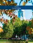 Lawrence University Course Catalog, 2015-2016