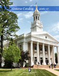 Lawrence University Course Catalog, 2016-2017 by Lawrence University