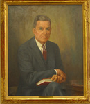 Nathan Pusey, President, 1944-1953 by R. K. Fletcher