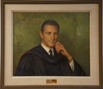 Curtis Tarr, President, 1963-1969 by Lester Bentley