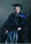 Ellen Sabin, President, Milwaukee-Downer College, 1895-1921 by Louis Betts