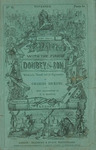 Dombey and Son, Number II. Dealings with the firm of Dombey and son, wholesale, retail, and for exportation. By Charles Dickens. With illustrations by H. K. Browne.
