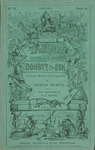 Dombey and Son, Number IV. Dealings with the firm of Dombey and son, wholesale, retail, and for exportation. By Charles Dickens. With illustrations by H. K. Browne.